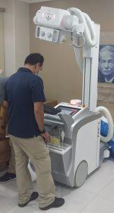 Equipos médicos avanzados siguen llegando al HRUJMCB