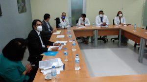 Presentación departamento planificación y desarrollo y calidad en la gestión