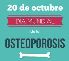 El Día Mundial de la Osteoporosis