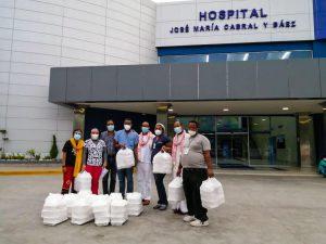 Read more about the article Iscom Dominicana realiza donacion