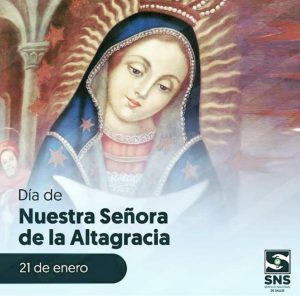 Día de Nuestra Señora de la Altagracia