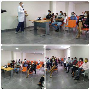 Comité Hospitalario de Emergencia y Desastre del Cabral y Báez se reúne