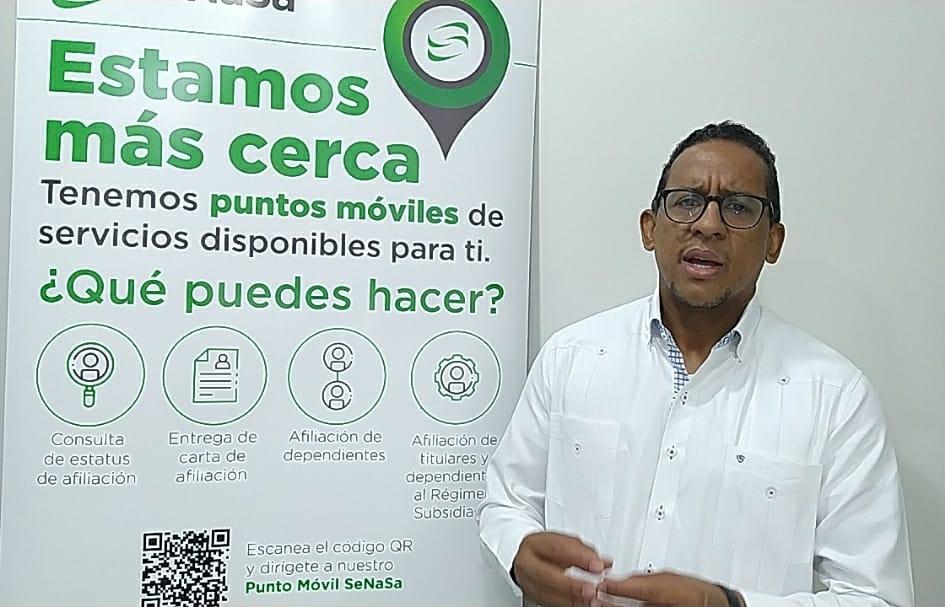 Gerente  Regional de SeNaSa  anuncia jornada de traspaso de afiliación