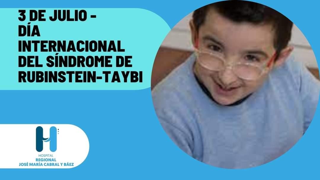 El Síndrome de Rubinstein-Taibi