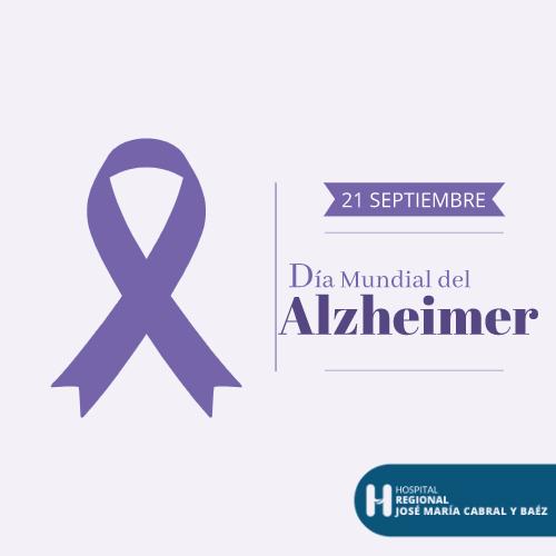 Read more about the article 21 de septiembre Día Mundial del Alzheimer