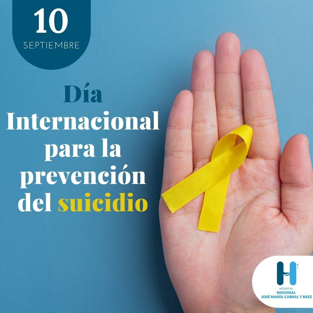 Read more about the article 10 de septiembre Día Internacional para la prevención del suicidio